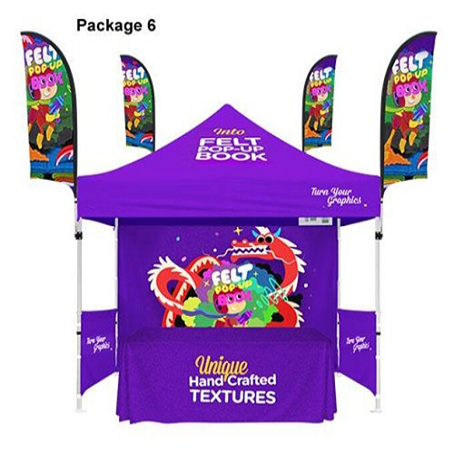 Custom Tent Packages #6