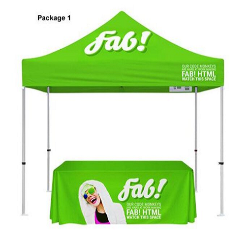 Custom Tent Packages #1