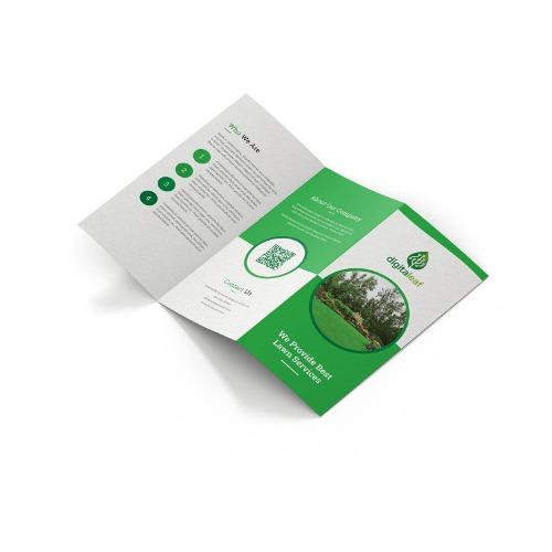 Brochures 80lb Enviro Uncoated