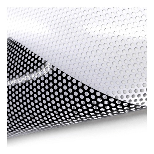 Window Perforated Vinyl Adhesive