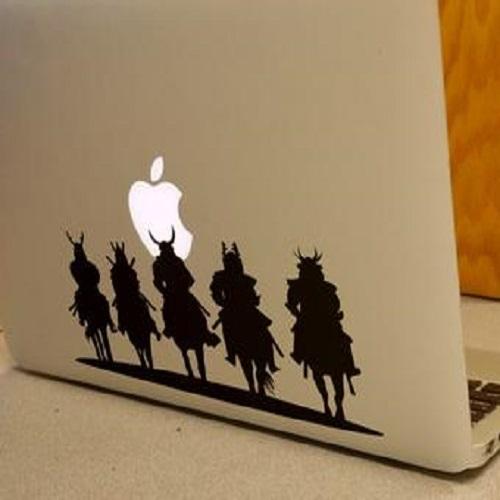 Feudal Samurai Riders Decal Sticker