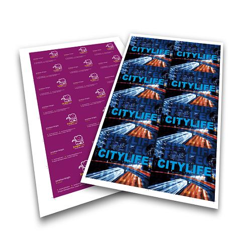 Digital Sheets 100lb + Matte Finish